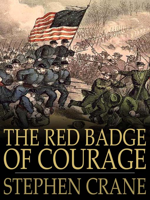 the nature of war in the red badge of courage a novel by stephen crane The red badge of courage was written by author stephen crane, and published in 1895 the story focused on the young henry fleming, and followed him throughout his struggles as a soldier in the civil war.