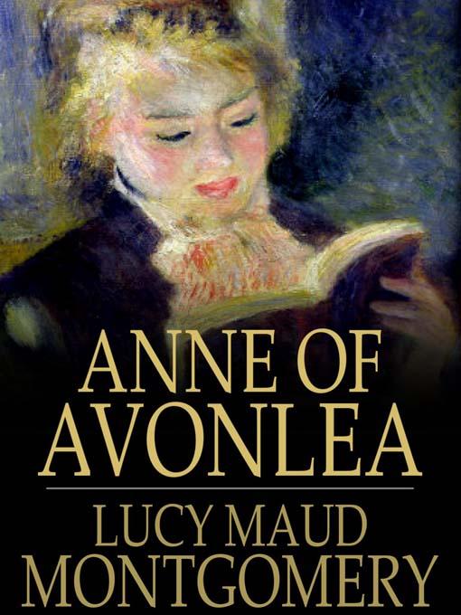 anne of avonlea essay