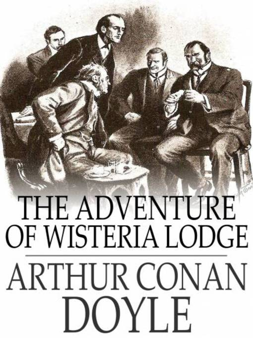 The Adventure of Wisteria Lodge (eBook)