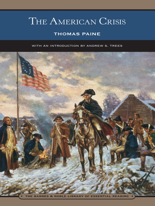 The American Crisis (Barnes & Noble Library of Essential Reading) (eBook)