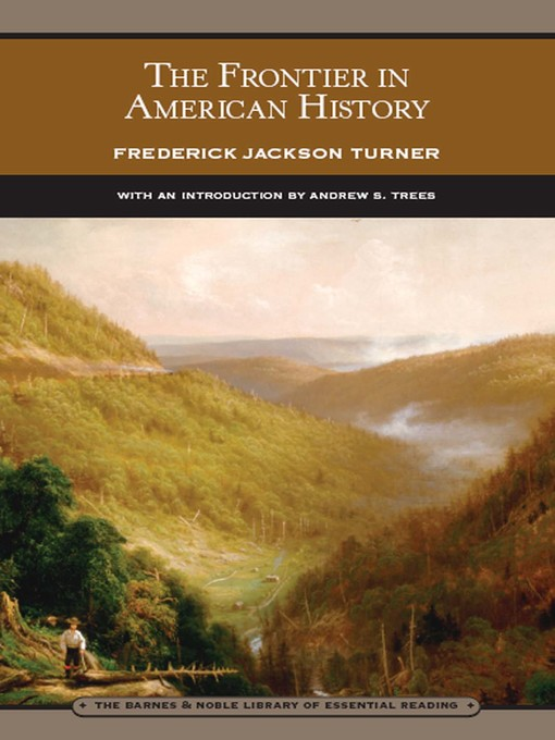 Frontier in American History (eBook)