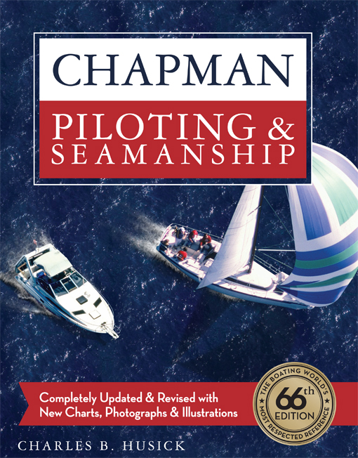 Cover image for Chapman Piloting & Seamanship 66th Edition