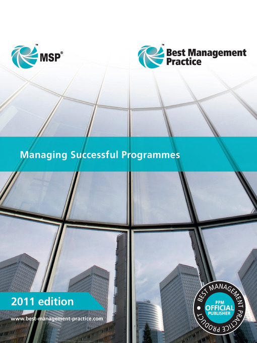 Managing Successful Programmes (eBook): 2011 Edition