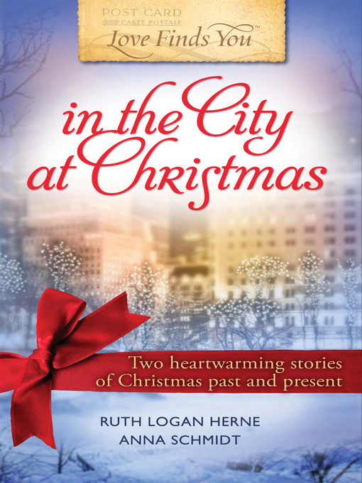 Love Finds You in the City at Christmas (eBook)