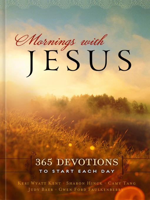 Mornings With Jesus (eBook)