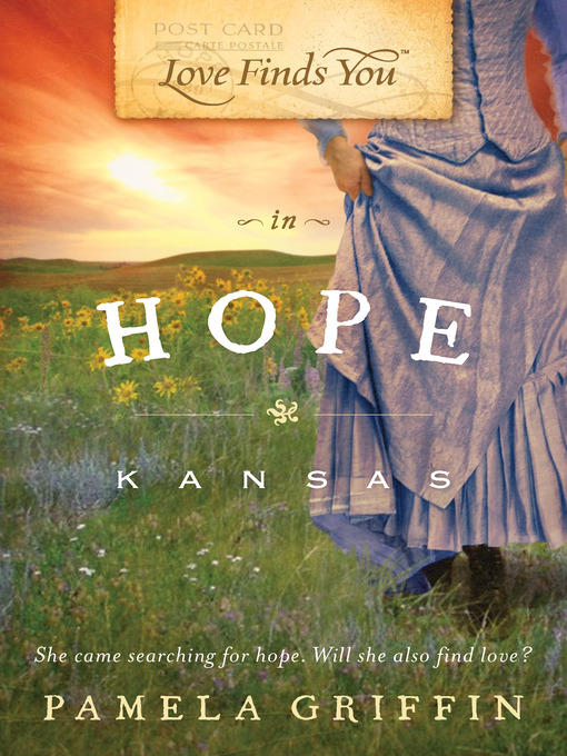 Cover image for Love Finds You in Hope, Kansas
