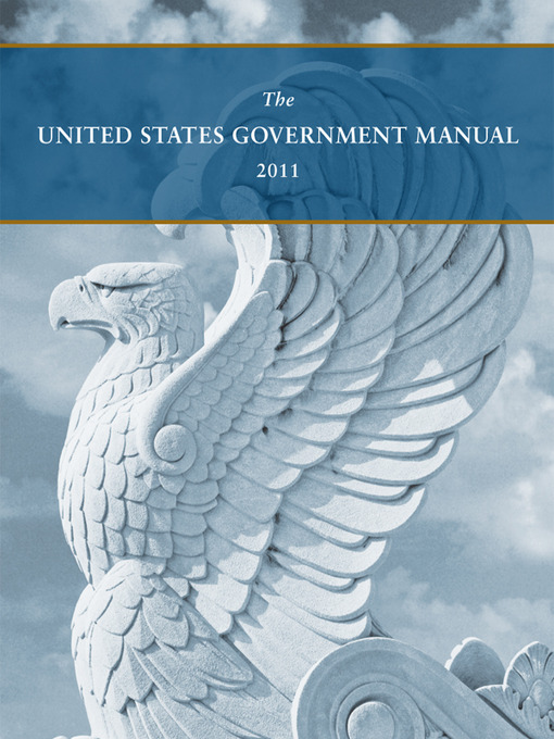 United States Government Manual 2011 (eBook)
