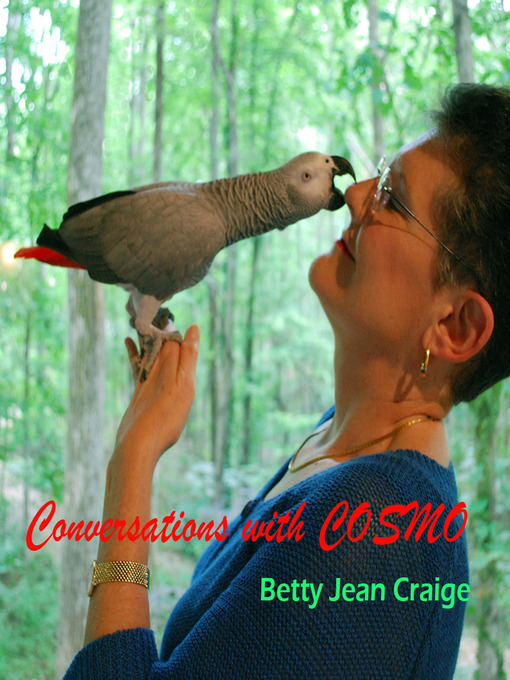 Conversations with Cosmo: At Home with an African Grey Parrot (MP3)