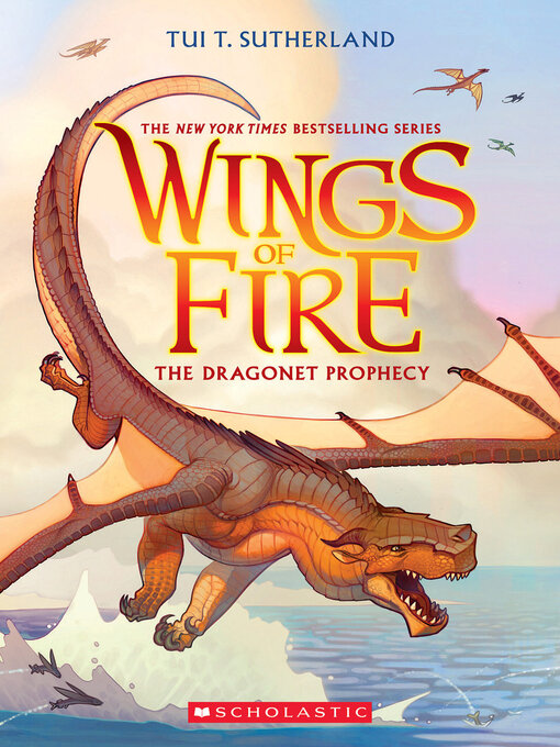 The Dragonet Prophecy: Wings of Fire Series, Book 1 - Wings of Fire (MP3)