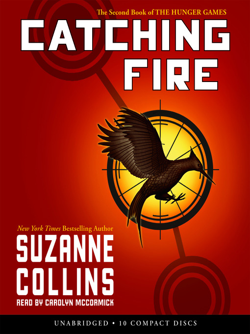 Catching Fire (MP3): The Hunger Games Series, Book 2