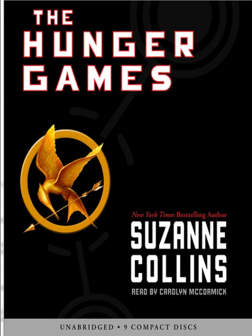 The Hunger Games (MP3): The Hunger Games Series, Book 1