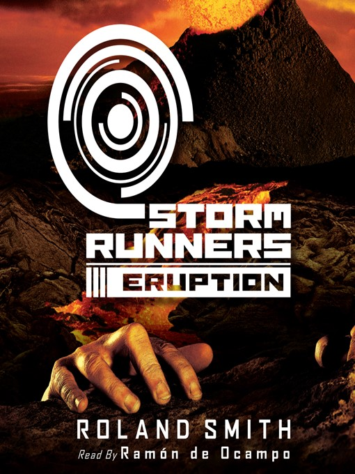Eruption (MP3): Storm Runners Series, Book 3