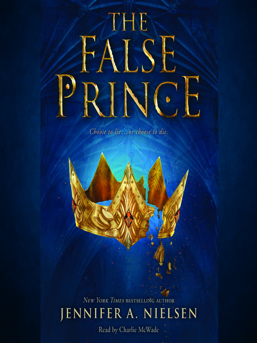 The False Prince (MP3): Ascendance Trilogy, Book 1