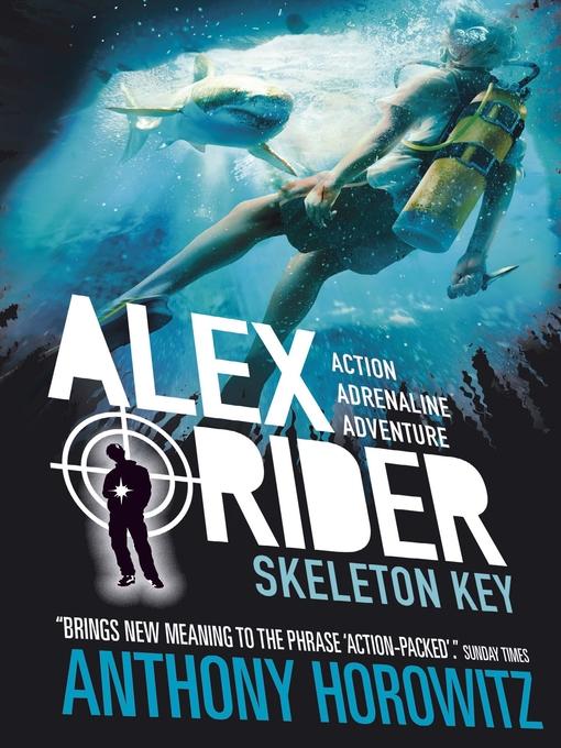 Skeleton Key Alex Rider Series, Book 3