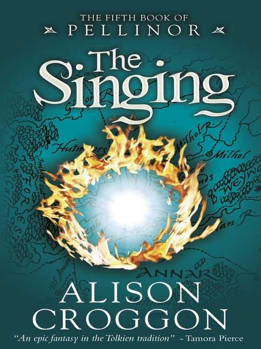 The Singing: Pellinor Series, Book 4 - Pellinor (eBook)