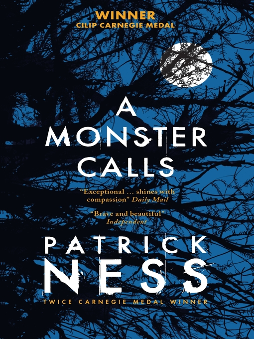 A Monster Calls (eBook)