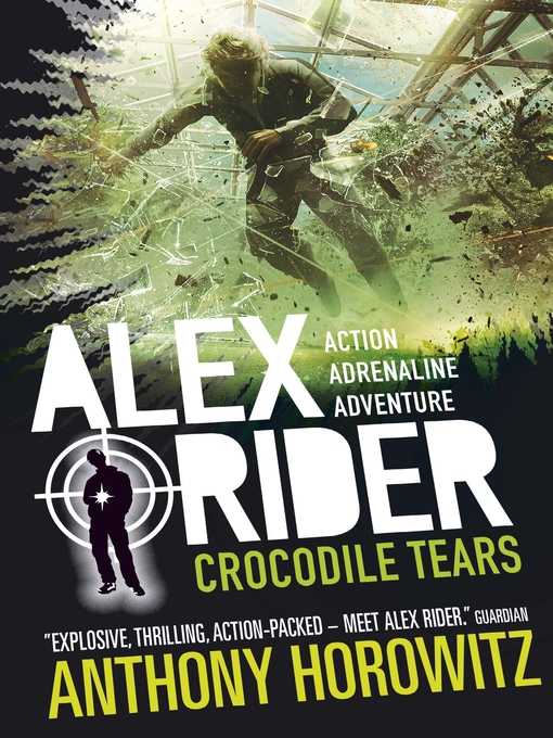 Crocodile Tears Alex Rider Series, Book 8