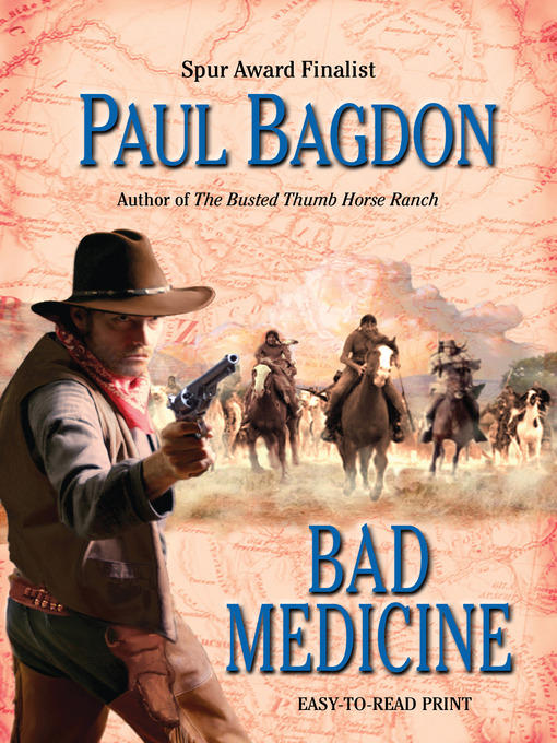 Click this cover for a(n) eBook sample of Bad Medicine.
