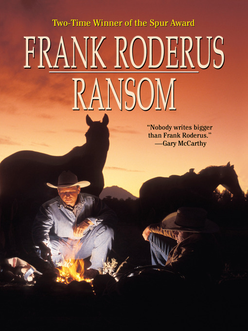 Click this cover for a(n) eBook sample of Ransom.