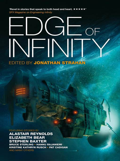 Edge of Infinity (eBook)