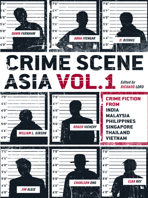 Crime Scene Asia, Vol.1