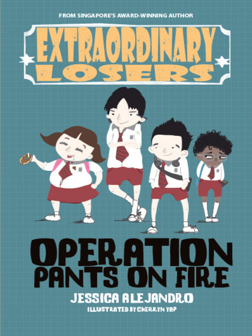 Extraordinary Losers 1 Operation Pants On Fire