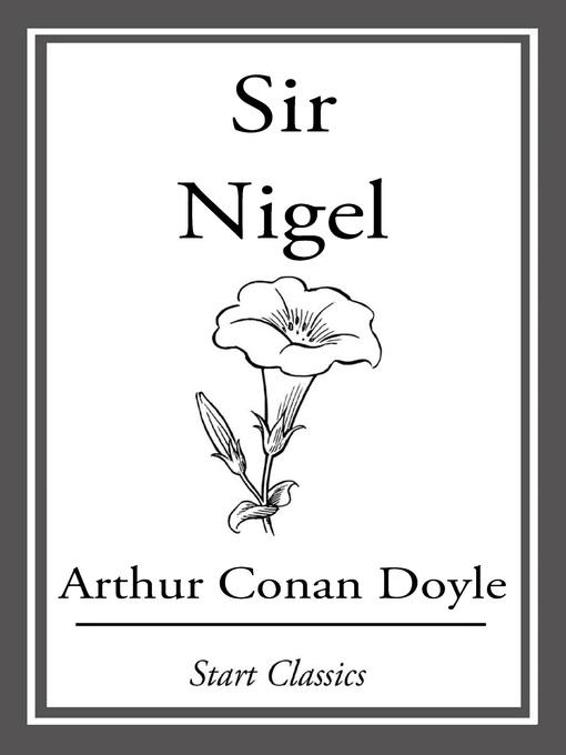 Sir Nigel (eBook)