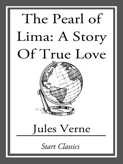 The Pearl of Lima: A Story of True Love (eBook)