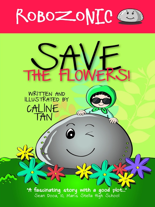 Save the Flowers Robozonic Series