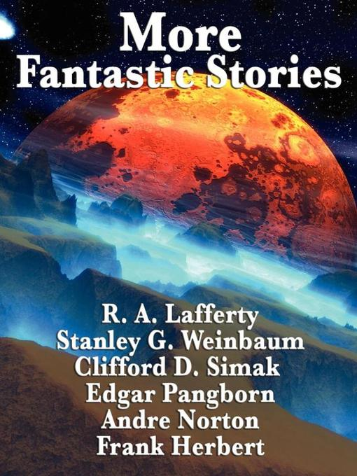 More Fantastic Stories (eBook)