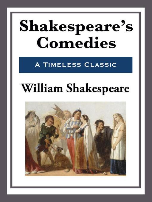 Shakespeare's Comedies (eBook)