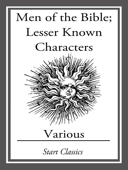 Men of the Bible (eBook): Lesser Known Characters
