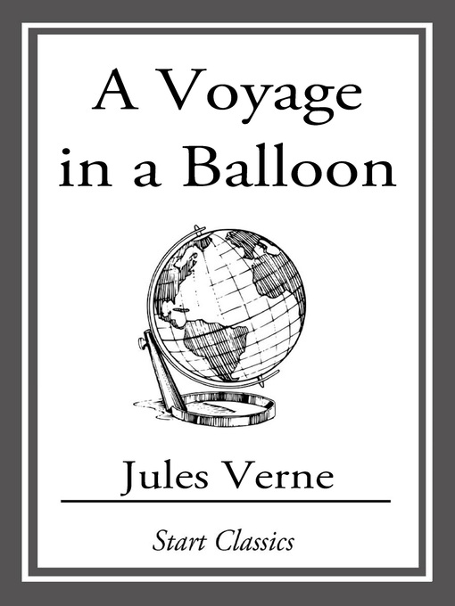 A Voyage in a Balloon (eBook)