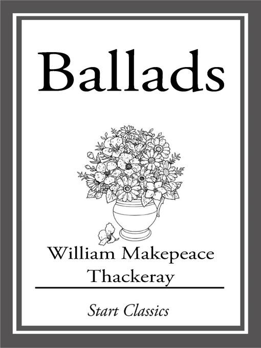 Ballads (eBook)