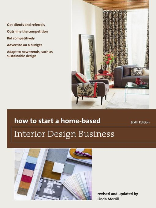 Cover Image of How to start a home-based interior design business