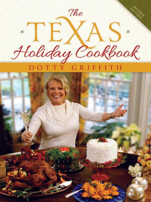 The Texas Holiday Cookbook (eBook)