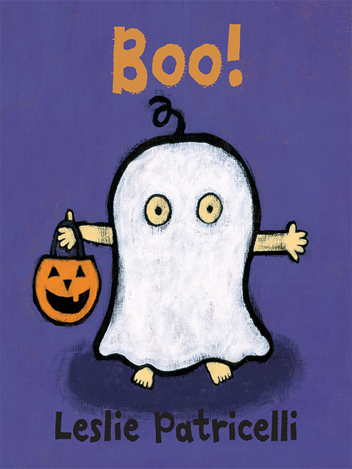 Cover image for Boo!