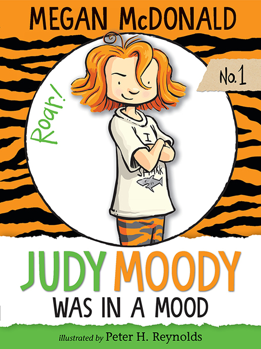 Cover image for Judy Moody