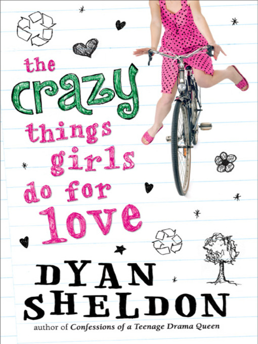 Cover image for The Crazy Things Girls Do for Love