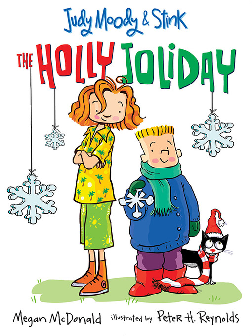 Judy Moody & Stink [electronic book] : the holly joliday