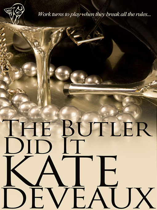 The Butler Did It (eBook)