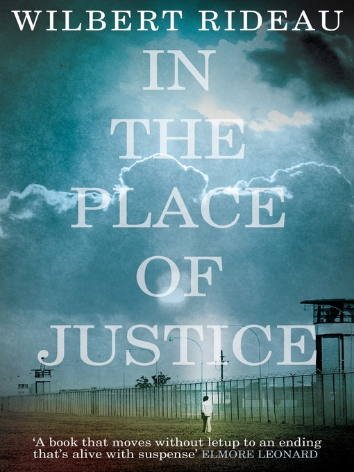 In the Place of Justice (eBook): A Story of Punishment and Deliverance