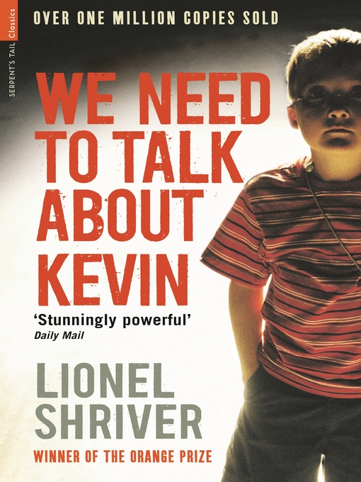 We Need To Talk About Kevin (eBook)