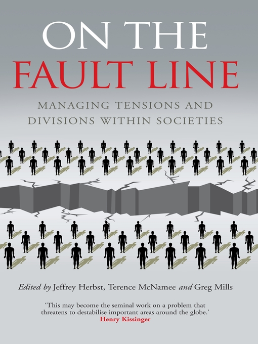 On the Faultline (eBook): Managing Tensions and Divisions Within Societies