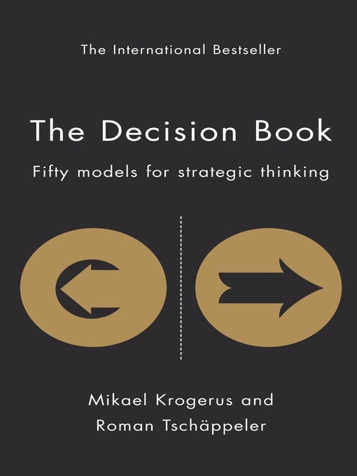 The Decision Book (eBook): Fifty Models for Strategic Thinking