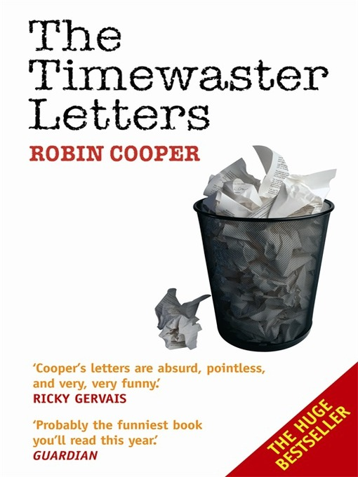 The Timewaster Letters (eBook)