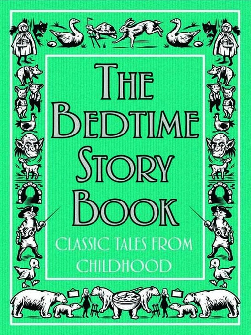 The Bedtime Story Book (eBook)