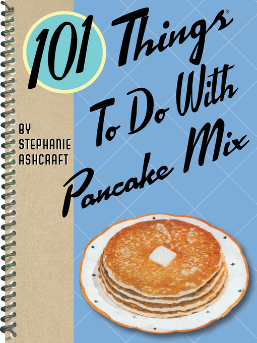 101 Things to do With Pancake Mix (eBook)