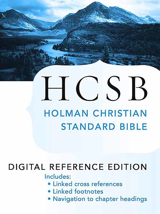 The Holy Bible (eBook): Holman Christian Standard Bible Optimized for Digital Readers