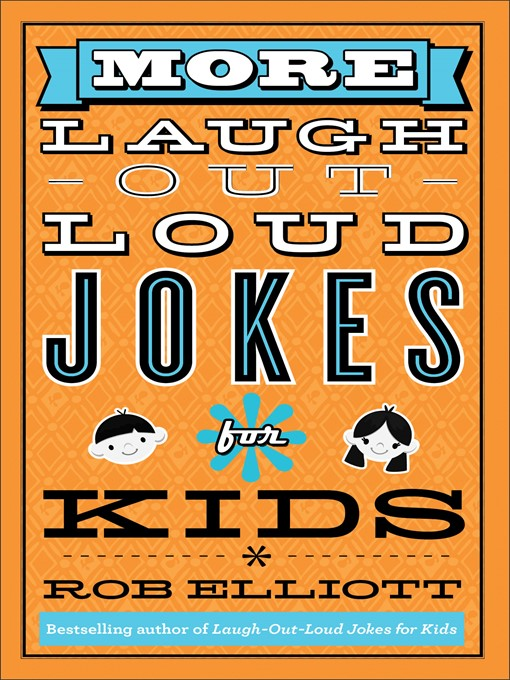 Cover Image of More laugh-out-loud jokes for kids